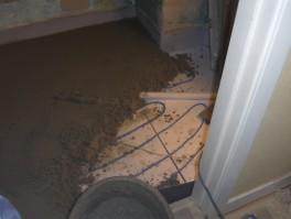 Bilde av Støp av gulv